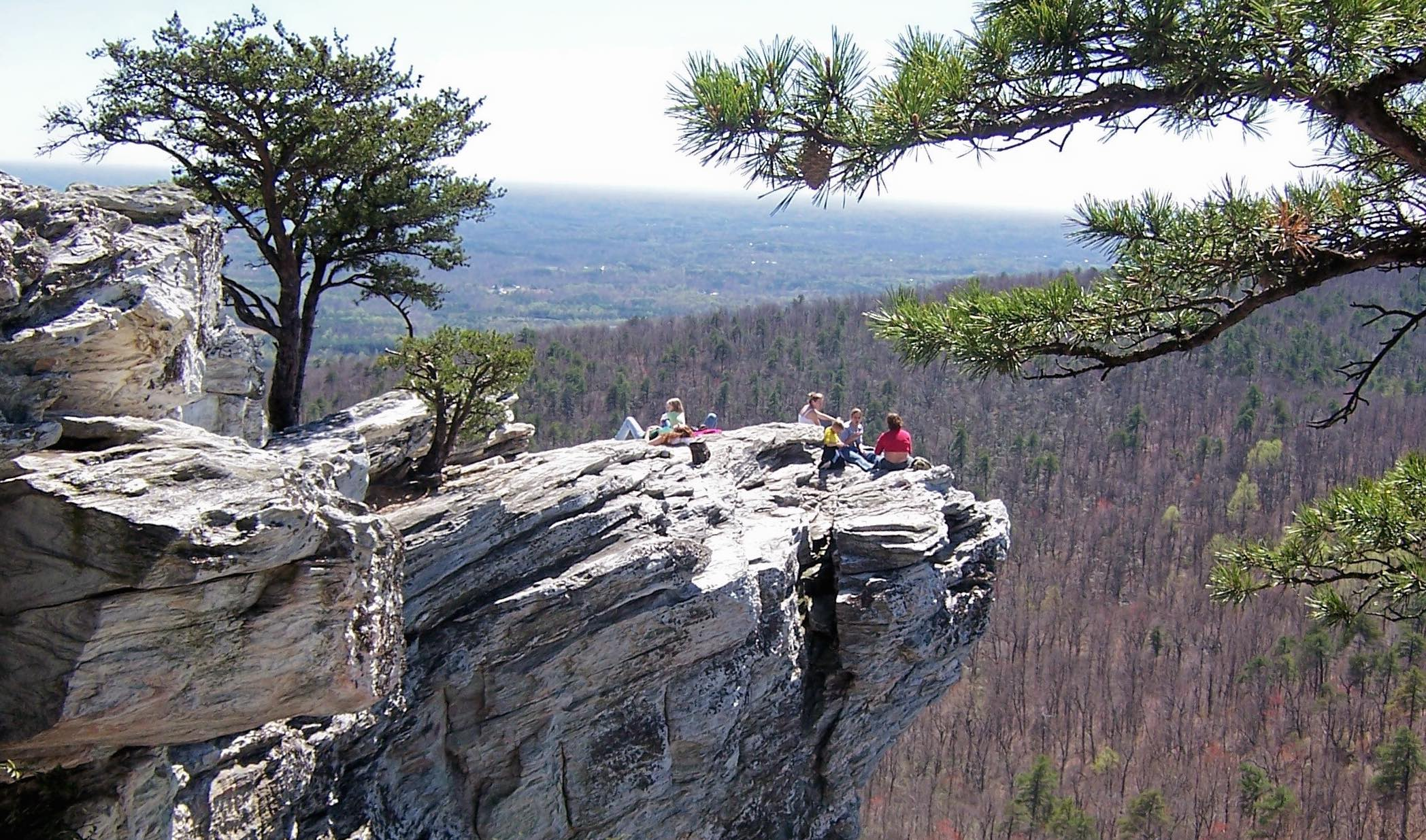 Hanging_Rock_State_Park 2